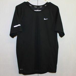 Nike Miler Dri- Fit Running Men's Medium Shirt